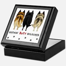 BelgianButtsNew Keepsake Box