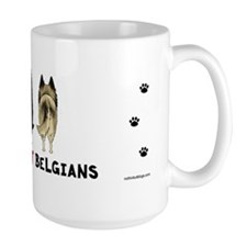 BelgiansBumper Mug