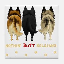 BelgiansTransNew Tile Coaster