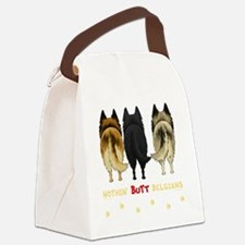 BelgiansTransNew Canvas Lunch Bag
