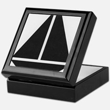 SailboatPNG Keepsake Box