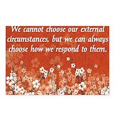 external_circumstances-11 Postcards (Package of 8)