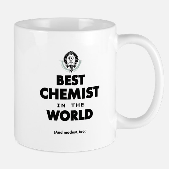 The Best in the World – Chemist Mugs