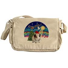 R-XMusic3-GuineaPig1-HAT Messenger Bag