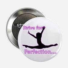 Gymnastics Button - Perfection