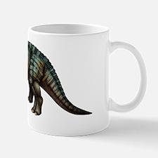Triceratops_onBLK Mug