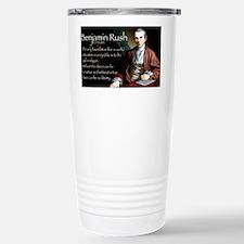 Jan Rush Stainless Steel Travel Mug