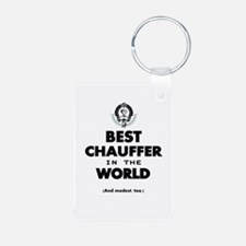 The Best in the World – Chauffer Keychains