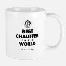 The Best in the World – Chauffer Mugs