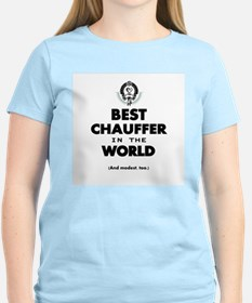 The Best in the World – Chauffer T-Shirt
