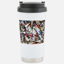 Reeds-framed print Thermos Mug