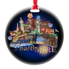 baltiMORE Hot Spot Ornament