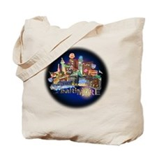 baltiMORE Hot Spot Tote Bag