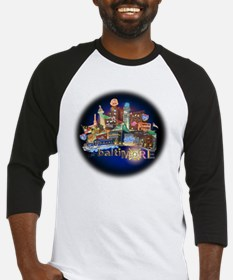 baltiMORE Hot Spot Baseball Jersey