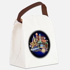baltiMORE Hot Spot Canvas Lunch Bag