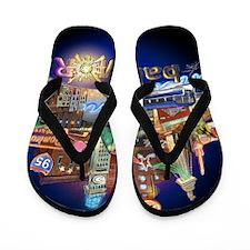 baltiMORE Flip Flops