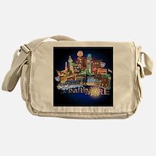 baltiMORE Messenger Bag