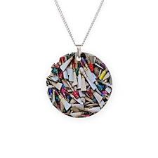 reeds-shotglass Necklace