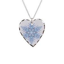 Snowflake Designs - 023 - tra Necklace