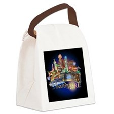baltimore mousepad Canvas Lunch Bag