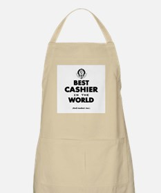 The Best in the World – Cashier Apron
