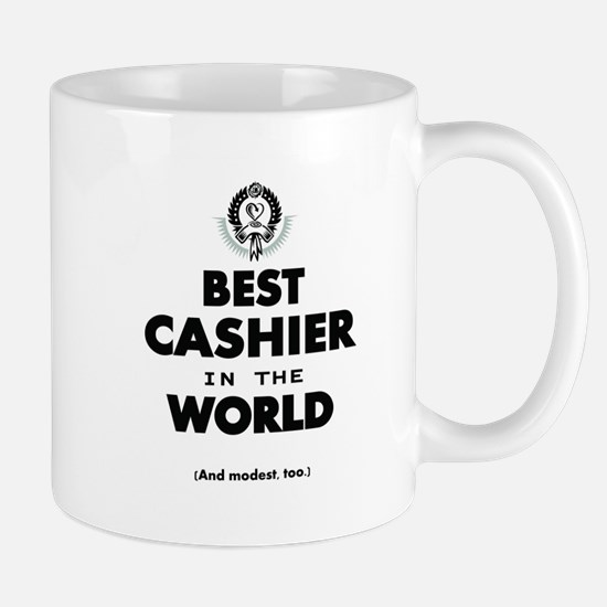 The Best in the World – Cashier Mugs