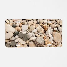Lake stones Aluminum License Plate