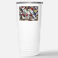 Reeds-laptop skin Travel Mug