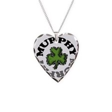 MURPHY-001 Necklace Heart Charm