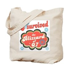 Blizzard Bag Tote Bag
