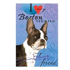 boston-iPad1 Postcards (Package of 8)