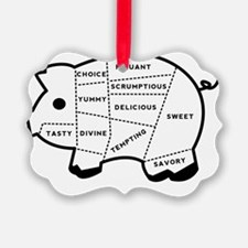 Pig Eater Chart Ornament