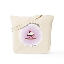 sweetcupcakeGirl Tote Bag