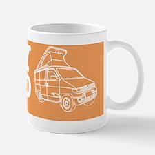 Car Sticker Template2 Mug