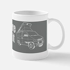 Car Sticker Template4 Mug