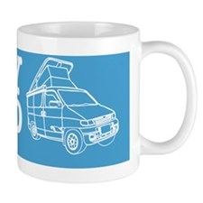 Car Sticker Template Mug