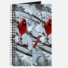 Cardinal Winter Journal