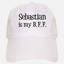 Sebastian is my BFF Baseball Baseball Cap