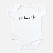 got hula? (C) Infant Bodysuit
