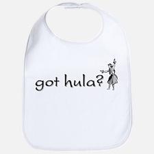 got hula? (C) Bib