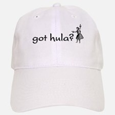 got hula? (C) Baseball Baseball Cap