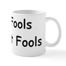 anti obama only fools re electddbumpl Mug
