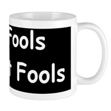 anti obama only fools re electddbump Mug