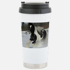 Mickey Snow  Rectangle Travel Mug