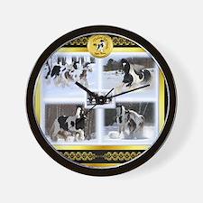 FGS Puzzle FINAL 4 copy-5 Wall Clock