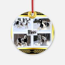 FGS Puzzle FINAL 4 copy-5 Round Ornament
