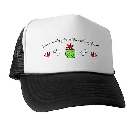 Dogs Trucker Hat