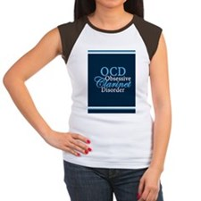 ocdclarinetjournal Women's Cap Sleeve T-Shirt
