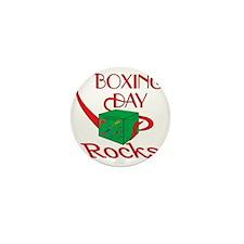 boxing day2 Mini Button