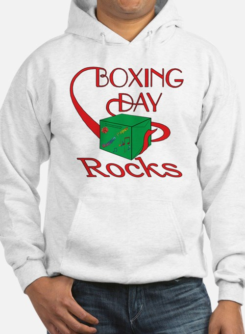 boxing day2 Hoodie